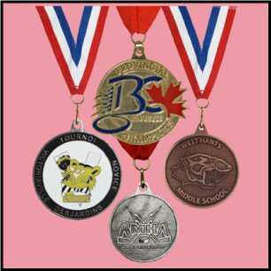 Sports & Achievement Medals